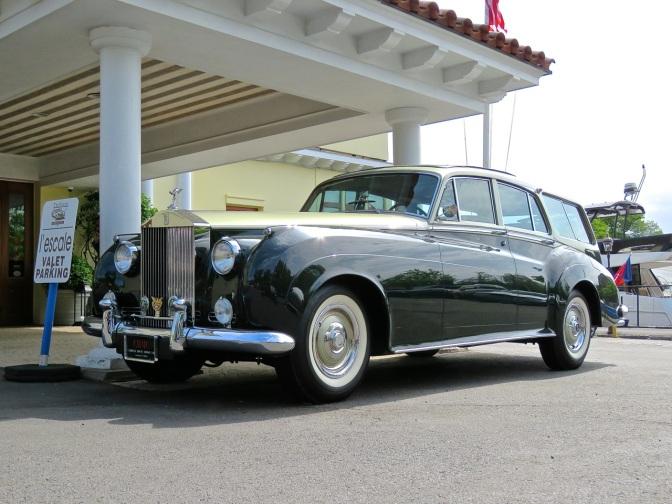 Rolls Royce Wagon Spotted in Greenwich, CT