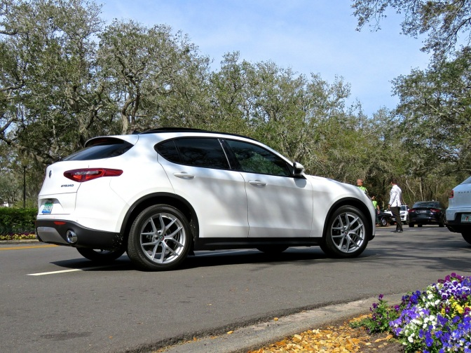 What I Learned Driving the Alfa Romeo Stelvio back-to-back with the Giulia