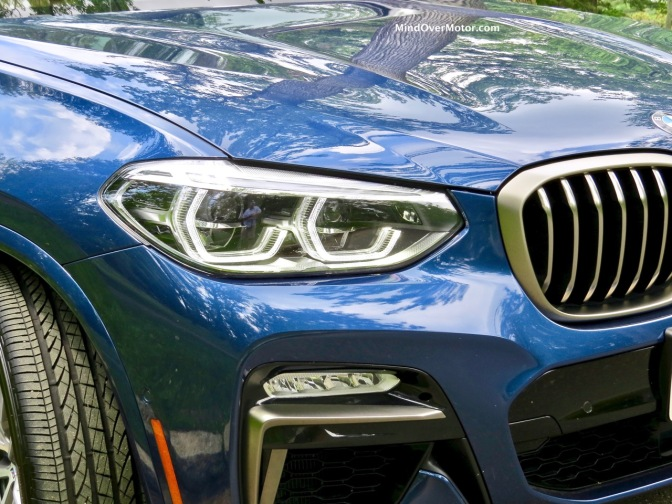 Test Driven: BMW X3 xDrive M40i (Grade: B)
