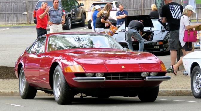 Ferrari 365 GTB/4 Daytona at Concorso Ferrari