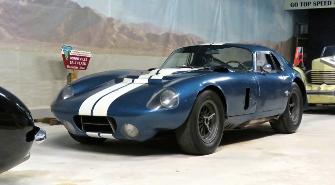 The Shelby Daytona Coupe at the Simeone Museum
