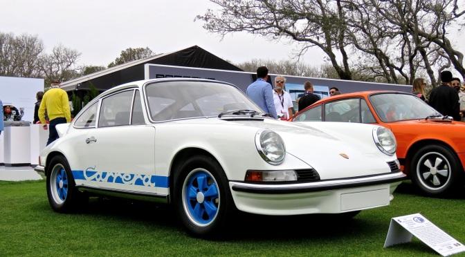1973 Porsche 911 Carrera RS at Amelia Island
