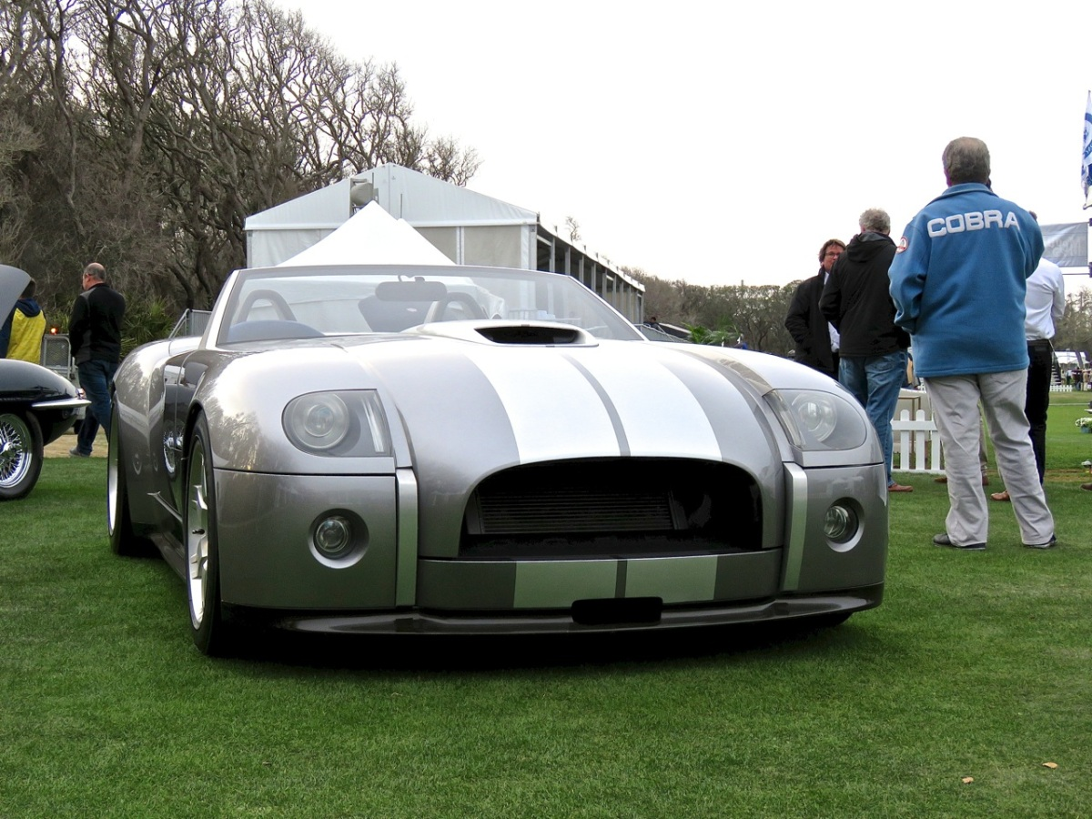 Ford Shelby Cobra Concept at the Amelia Island Concours