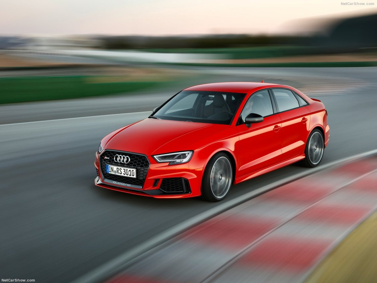 The Enthusiast's Guide to the Audi RS 3 (8V)