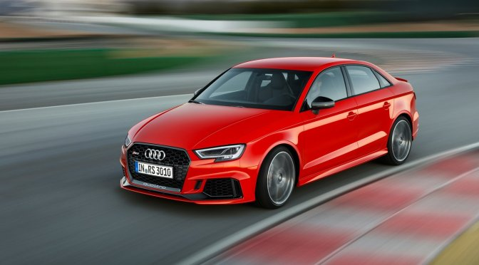 The Enthusiast Buyer's Guide to the Audi RS 3 (8V)