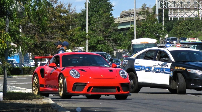 Porsche 991.2 GT3 RS Spotted in Paramus, NJ