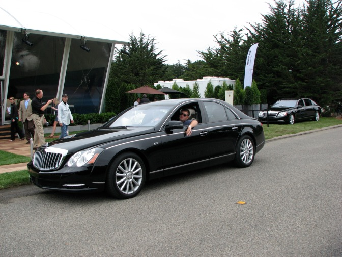 Maybach in its last days