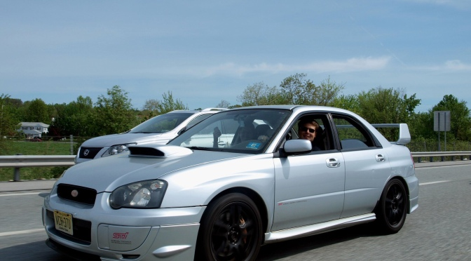 "I was ""that kid"" in the STi in 2006"