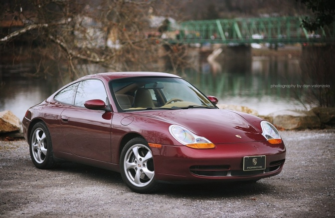 The Car I Know 2nd Best: My Dad's Porsche 996