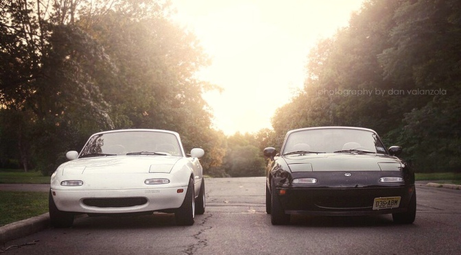 Enter the Miata