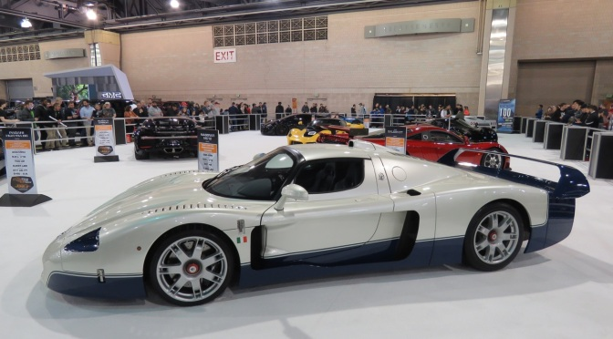 Highlights from the 2019 Philadelphia Auto Show