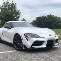 Thoughts from the A90 Supra