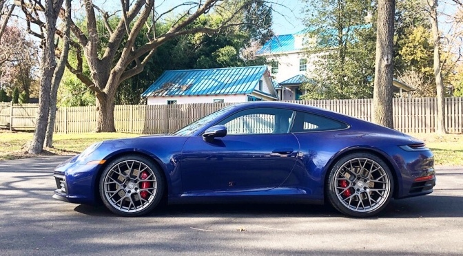 Porsche 992 Carrera S: an approachable 911 Turbo distilled for the masses.